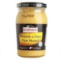BORNIER Dijon-i Mustár (210g)