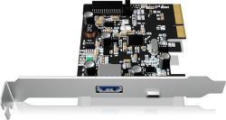 RaidSonic Icy Box PCI-Express Card 2x USB 3.1 IB-U31-03