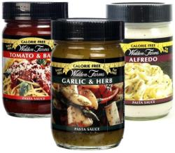 Walden Farms Garlic&Herb (Fokhagymás) Pasta Sauces (340g)
