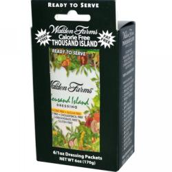 Walden Farms Italian Salad Dressings (28g)