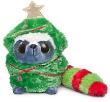 Aurora YooHoo & Friends - Maki karácsonyfa jelmezben 12,5cm