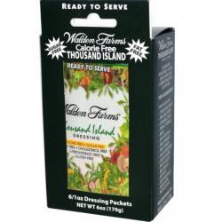 Walden Farms Honey Dijon (Mézes Mustáros) Salad Dressings (28g)