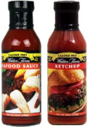 Walden Farms Condiments Ketchup (340g)