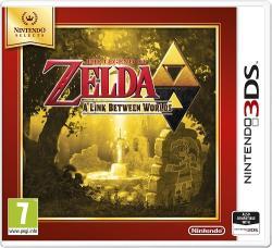 Nintendo The Legend of Zelda A Link Between Worlds [Nintendo Selects] (3DS)