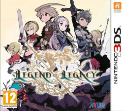 Atlus The Legend of Legacy (3DS)