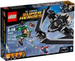 LEGO DC Comics Super Heroes - Az igazság hősei - Csata a magasban (76046)
