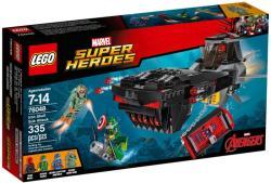LEGO Marvel Super Heroes - Acélkoponya tengeralattjáró (76048)