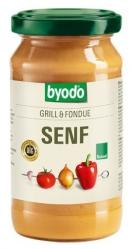 Byodo Bio Grill és Fondue Mustár (200ml)