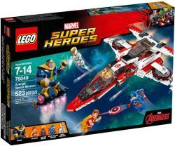 LEGO Marvel Super Heroes - Avenjet űrkaland (76049)