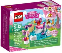LEGO Disney Princess - Treasure egy napja a medencénél (41069)