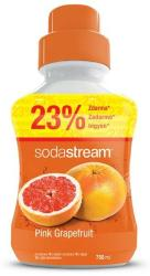 SodaStream Pink Grapefruit Szörp (750ml)