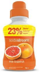 SodaStream Pink Grapefruit Szörp (750ml)