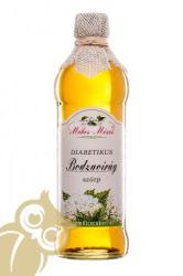 Méhes-Mézes Diabetikus Bodzavirág Szörp Gyümölcscukorral (500ml)