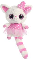 Aurora YooHoo & Friends - Pammee Szépség, a sivatagi róka rózsaszínben 20cm