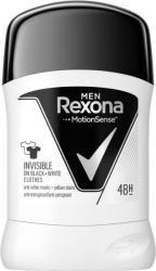 Rexona Men Invisible Black & White 48h (Deo stick) 50ml