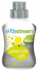 SodaStream Citrom-lime Light Szörp Steviával (500ml)