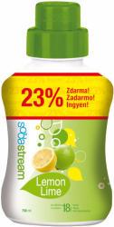 SodaStream Citrom-lime Szörp (750ml)