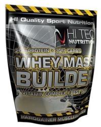 Hi-Tec Whey Mass Builder - 3000g