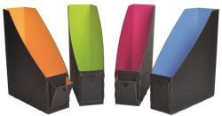 Viquel V-Design Iratpapucs 80mm PP vegyes színek IV144283