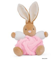 Kaloo Plume Rabbit - Iepuras din plus moale in ambalaj cadou 18cm