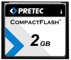 Pretec CompactFlash 2GB 40x (CF) PCACF2G