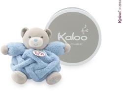 Kaloo Plume P'tit Ours Ciel Musical - Ursulet muzical din plus moale in ambalaj cadou 18cm