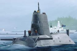 HobbyBoss HMS Astute 1:350 83509