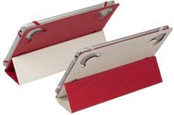 "RIVACASE Malpensa 7""-8"" - White/Red (RTT3122WR)"