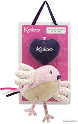 Kaloo Petite Rose Music Bird - Pasare muzicala din plus moale 45cm