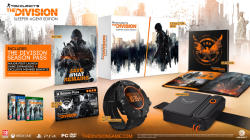 Ubisoft Tom Clancy's The Division [Sleeper Agent Edition] (PS4)