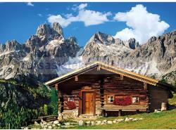 Clementoni Ausztriai hegyi faház 1000 db-os (39297)