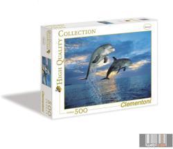 Clementoni Delfinek 500 db-os (30139)