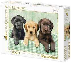 Clementoni Labrador kiskutyák 1000 db-os (39279)
