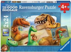 Ravensburger Dínó Tesó 2x24 db-os (09079)