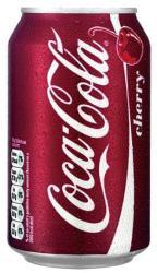 Coca-Cola Cherry (330ml)