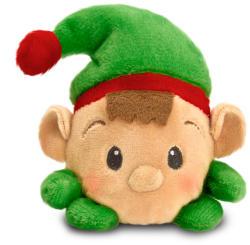 Keel Toys Christmas Bobballs - Elf 8cm