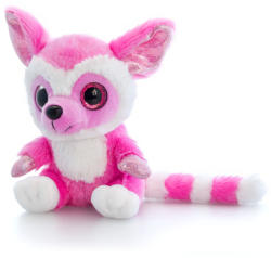 Keel Toys Sparkle Eyes - Lemur cu ochi stralucitori 14cm