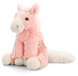 Keel Toys Belle Rose Floppy Horse - Ponei de plus 20cm