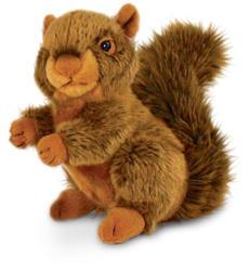 Keel Toys Woodland Animals - Veverita 19cm