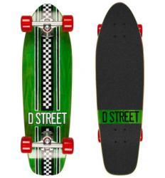 D STREET Bomber