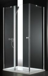 AQUATEK GLASS R23 120x80x185 cm