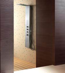AQUATEK Dubai termosztatikus zuhanypanel