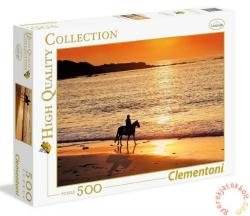 Clementoni Séta a naplementében 500 db-os (30475)