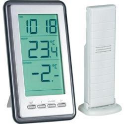 WS 9160-IT vezeték nélküli digitális külső-belső hőmérő órával