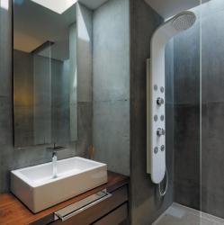 AQUATEK Tobago termosztatikus zuhanypanel