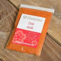 fűszerész Őrölt Chili (20g)