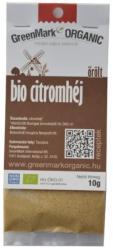 GreenMark Bio Őrölt Citromhéj (10g)