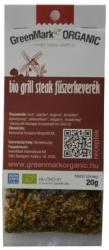 GreenMark Bio Grill Steak Fűszerkeverék (20g)