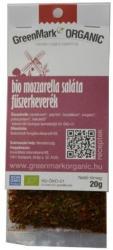 GreenMark Bio Mozzarella Saláta Fűszerkeverék (20g)