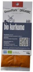 GreenMark Bio Őrölt Kurkuma (10g)